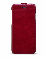 """Authentic HOCO GENERAL SERIES FLIP LEATHER case for iphone 6 4.7"""" WINE M434"""