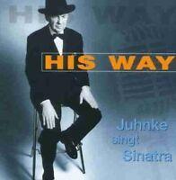 Harald Juhnke His way-Juhnke singt Sinatra (1998) [CD]