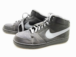 Nike Backboard II Herren Halbschuh Sneaker Sportschuh Schwarz Gr. 44,5 (UK 9,5)