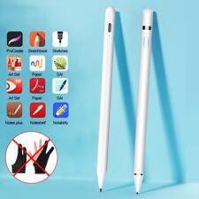 Digital Active Stylus Pen Pencil für Apple iPad Wiederaufladbar Fiber Tip