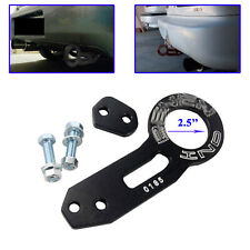 Universal Front Rear Tail Racing Tow Hook Kit For JDM CNC Billet Aluminum Alloy