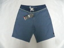 Quiksilver Boys 8-16 Street Trunk Vee Dark Denim Shorts Sz 12 EQBWS03134