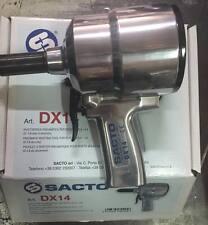 Rivettatrice Pneumatica DX14 con ugelli da 2,4 a 4,8  sacto