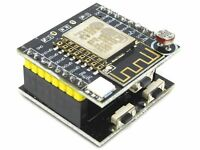 CANADUINO Witty Cloud ESP8266 WiFi Module with USB Adapter - Compatible with Ard