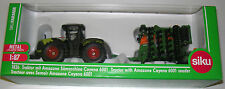 Siku 1826 - Tractor With Amazone Cayena 6001 Seeder        1:87 Plastic & Metal