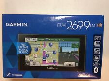 Garmin Nuvi 2699LMT HD GPS