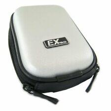 Ex-Pro® Silver Hard Clam Camera Case Samsung Digimax ES15 ES17 ES20 ES25