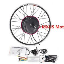 Ebike Kit de conversión motor mxus 36V 250W Bicicleta eléctrica del motor delantero conversionkit