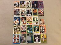 HALL OF FAME Baseball Card Lot 1980-2020 NOLAN RYAN BABE RUTH HANK AARON +