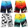 New Men Casual Shorts Boardshort Swim Trunks Surf Beach Shorts Size 30-38
