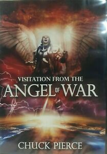 Visitation From the Angel of War - Chuck Pierce (Audio CD) Free Shipping