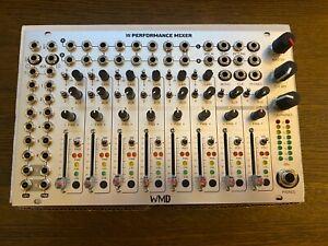 WMD Performance Mixer Eurorack Module