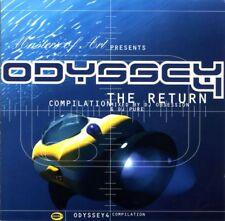 DJ Obsession & DJ Pure ° Odyssey 4 - The Return ° Sampler-Doppel-CD von 1997 °