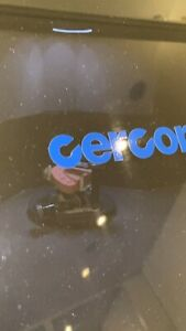 Degudent Cercon Eye Scanner