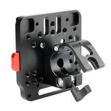 US Stock Niceyrig QR Rod Clamp with V-lock Plate Fr DJI Ronin M MX MOZA Gimbal