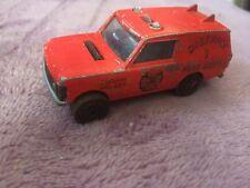 Majorette n° 246 Land Rover pompier District fire dept