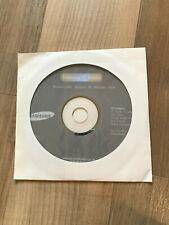 PC CD-ROM Samsung PC-Studio Software