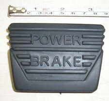NEW 1963-1967 Chevy Corvette Brake Pedal Pad Power Brakes Manual Transmission