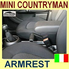 MINI COUNTRYMAN - armrest with large storage - High QUALITY - made in Italy