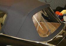 Alfa Romeo Spider Cabrio Verdeck Heckscheibe PVC Scheibe inkl. MONTAGE in 6 Std.
