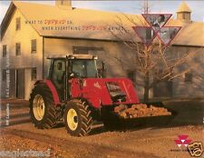 Farm Equipment Brochure - Massey Ferguson - Loader for Compact Tractor  (F1897)