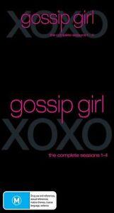 GOSSIP GIRL : SEASONS 1 - 4 : NEW DVD