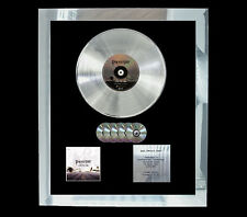 DAUGHTRY LEAVE THIS TOWN   MULTI (GOLD) CD PLATINUM DISC FREE POSTAGE!!