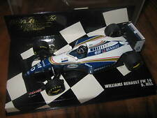1:43 WILLIAMS RENAULT fw16 D. Hill 1994 Minichamps 430940001ovp NUOVO