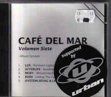 Cafe Del Mar-Volumen Siete Promo cd maxi single