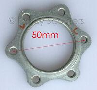 Brake Disc Rotor Adaptor (flip-flop) left handed thread