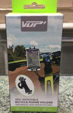 VDP+ 360 Degree Rotatable Bicycle Universal Smartphone Phone Holder **NEW**