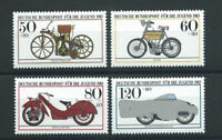 Allemagne RFA N°1000/03** (MNH) 1983 - Motocyclettes historiques