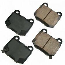 Akebono ASP961 Rear Ceramic Brake Pads