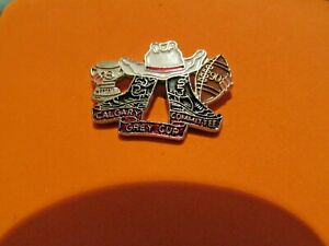 1990 Calgary Grey Cup Committee Pin