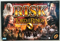 Risk Lord of The Rings 2002 Game Pieces Parts Ring Armies Dice Gameboard Cards