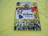 Zootopia: The Official Handbook Disney by Random House Guide to the City