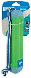 Chuckit! Amphibious Bumper Fetch & Float Toy (ORANGE/GREEN) (MED)