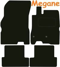 Renault Megane Coupe Tailored Deluxe Quality Car Mats 2008-2016