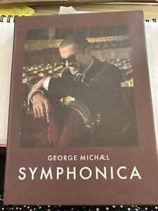 GEORGE MICHAEL SYMPHONICA - RARE DELUXE LIMITED EDITION CD ALBUM PHOTOBOOK 2014