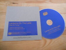 CD Indie Lantern On The Lake - Keep On Trying (2 Song) Promo BELLA UNION cb