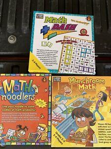 Learning Well Games Math Dash Munchroom Math Math Noodlers