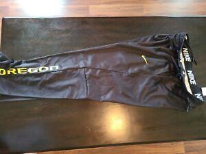 Nike Oregon Ducks Digital Therma Training Pant Men's Large Black 897171