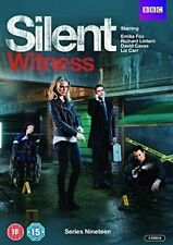 Silent Witness Nineteenth Series 19 DVD 2016 Emilia Fox