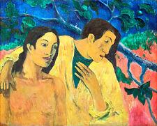 Escape by Paul Gauguin 60cm x 48cm High Quality Art Print