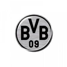 Sticker silber BVB 09 Borussia Dortmund 3D Autoaufkleber Aufkleber plus Lese