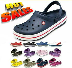 Summer Hausschuhe Crocband Sandale Schuhe Badeschuhe Clogs Strandschuhe Slippers