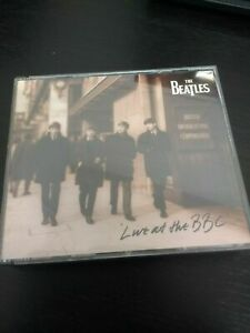 The Beatles - Live At The BBC - CD - 2 Discs. Fatbox - BRAND NEW -1994.