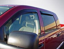 In-Channel Vent Visors for 2006 - 2009 Dodge Ram 2500/3500 Mega Cab