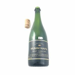 2012 San Francisco Giants Used Mumm Napa Champagne MLB Authenticated