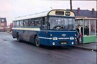 AWX 118G Bingley ta United Services, Kinsley 6x4 Quality Bus Photo